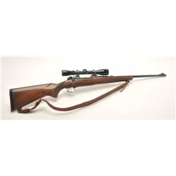 Winchester Pre-64 Model 70 bolt action rifle,  .270 Winchester caliber, serial #309481.   The rifle