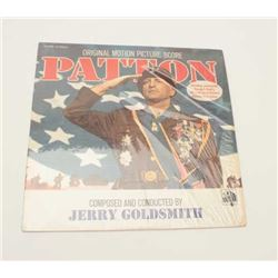 "Original Motion Picture Score from the movie  ""Patton"" vinyl LP record in original dust  jacket (inc"