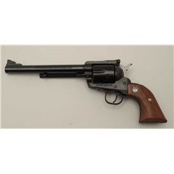 Ruger Blackhawk single action revolver in .45  L.C. caliber with an extra .45ACP cylinder,  S/N 45-8