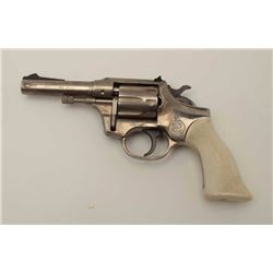 """Hi Standard Centennial .22 caliber double  action 9 shot revolver with swing out  cylinder and 4"""" ba"""