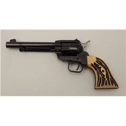 """H.S. marked West German copy of Colt Scout in  .22 L.R. caliber, S/N 727680 with a 5 ½""""  barrel and"""