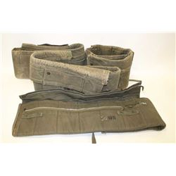 Jump bags from Airborne; adjustable; U.S.  military issue.    Est.:  $100-$300.