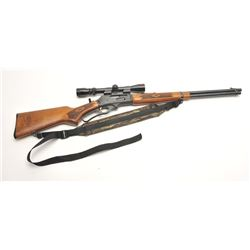 Marlin Model 30AW lever action rifle, 30/30  Winchester caliber, serial #03043595.  The  rifle is in