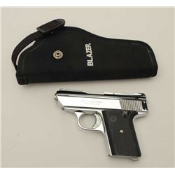 Davis industries P 380 semi-auto pistol in  .380 caliber, S/N AP345032. Fine used  condition. (Moder