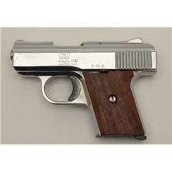 Raven M-25 .25 caliber pistol with extra  clip, S/N 1040996. Very good used condition.  (Modern/PPT)