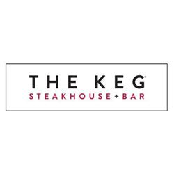 $50 gift certificate from The Keg Steakhouse + Bar