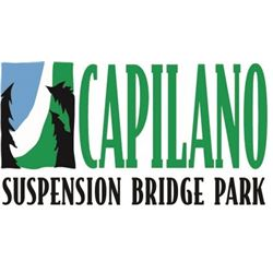 4 day passes to Capilano Suspension Bridge Park valued at $160