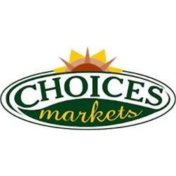 $25 gift certificate from Choices Markets