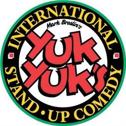 8 tickets to Yuk Yuk's standup comedy valued at $160