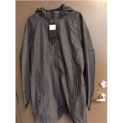 Ladies' gray Stormtech Harbour jacket size XL ($222) from Promosapien