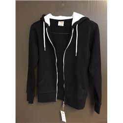 Ladies' black Printer Active Wear size S zip hoody ($60) from Promosapien