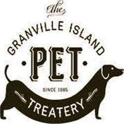 The Granville Island Pet Treatery dog gift basket valued at $60
