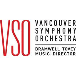 2 tickets to Vancouver Symphony Orchestra valued at $70