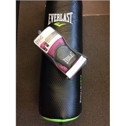 Everlast punching bag & ladies boxing gloves valued at $187