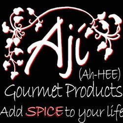 Gift basket from Aji Gourmet Products valued at $65