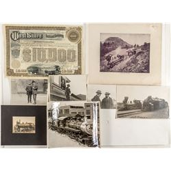 Railroad Ephemera