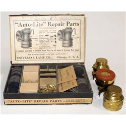 Carbide, Autolite Repair Kit