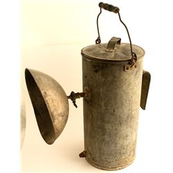 Blacksmith Constructed Miners Lamp