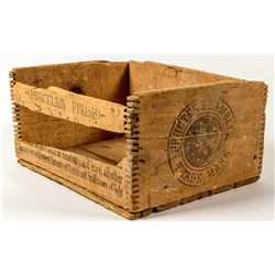Original Procter & Gamble Mining Candle Box