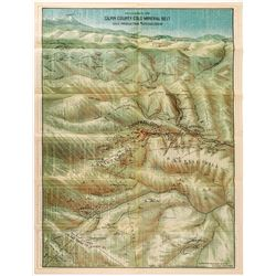 Gilpin County Topographic Map