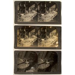 Calumet-Hecla Mining Stereoviews