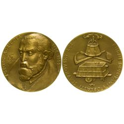 """""""Father of Mineralogy"""" Commemorative Medal"""