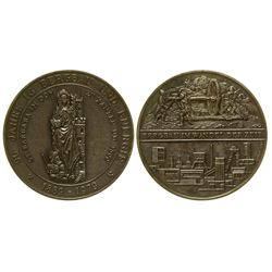 """""""Mining in the Changing Times"""" Medal"""