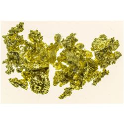 Two Very Nice Crystalline Gold Nuggets
