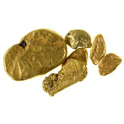 Sierra City Area Placer Gold