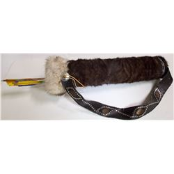 Fur Quiver with Arrows