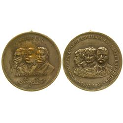 Louisiana Purchase Exposition Medal