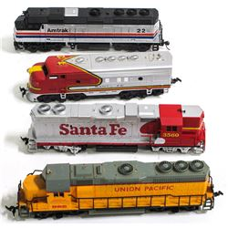 HO Diesel Engines