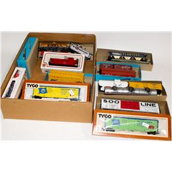 HO Rolling Stock mixed lot