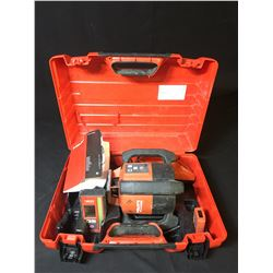 HILTI PR 3-HVSG LASER LEVEL WITH REMOTES
