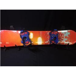 SALOMON DRIVER 160 CM SNOWBOARD WITH BINDINGS
