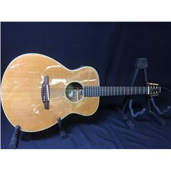 YAMAHA FPX-300 ELECTRIC/ACOUSTIC GUITAR