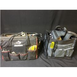 PAIR OF TOOL BAGS & CONTENTS