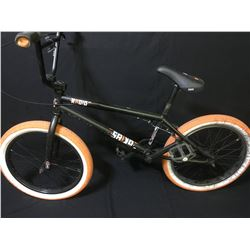 BLACK RADIO SINGLE SPEED BMX BIKE