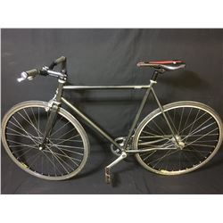 GREY SURLY PRO SINGLE SPEED ROAD BIKE