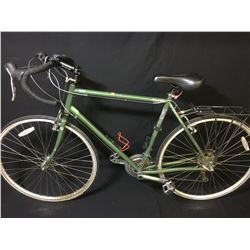 GREEN MEC NATIONAL 30 SPEED ROAD BIKE