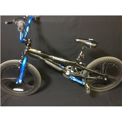 BLACK TONY HAWK JARGON SINGLE SPEED STUNT BIKE