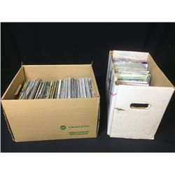 2 BOXES OF ASSORTED COMIC BOOKS