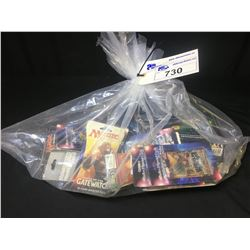 BAG OF ASSORTED MAGIC CARDS