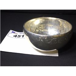 BIRKS STAMPED STERLING SILVER BOWL