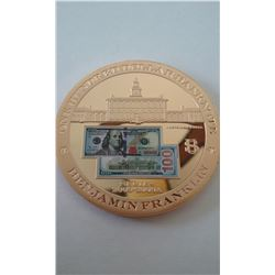 $100.00 Bank Note