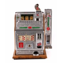 1926 Mills 5¢ Slot Machine & RARE Side Vendor