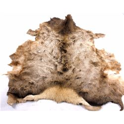 Montana Tanned Deer Hide
