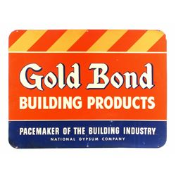 1955 Original Gold Bond Advertising Sign