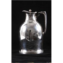 Yellowstone Park Hotels Company Water Pitcher