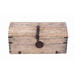 Early Mexican Colonial Trunk